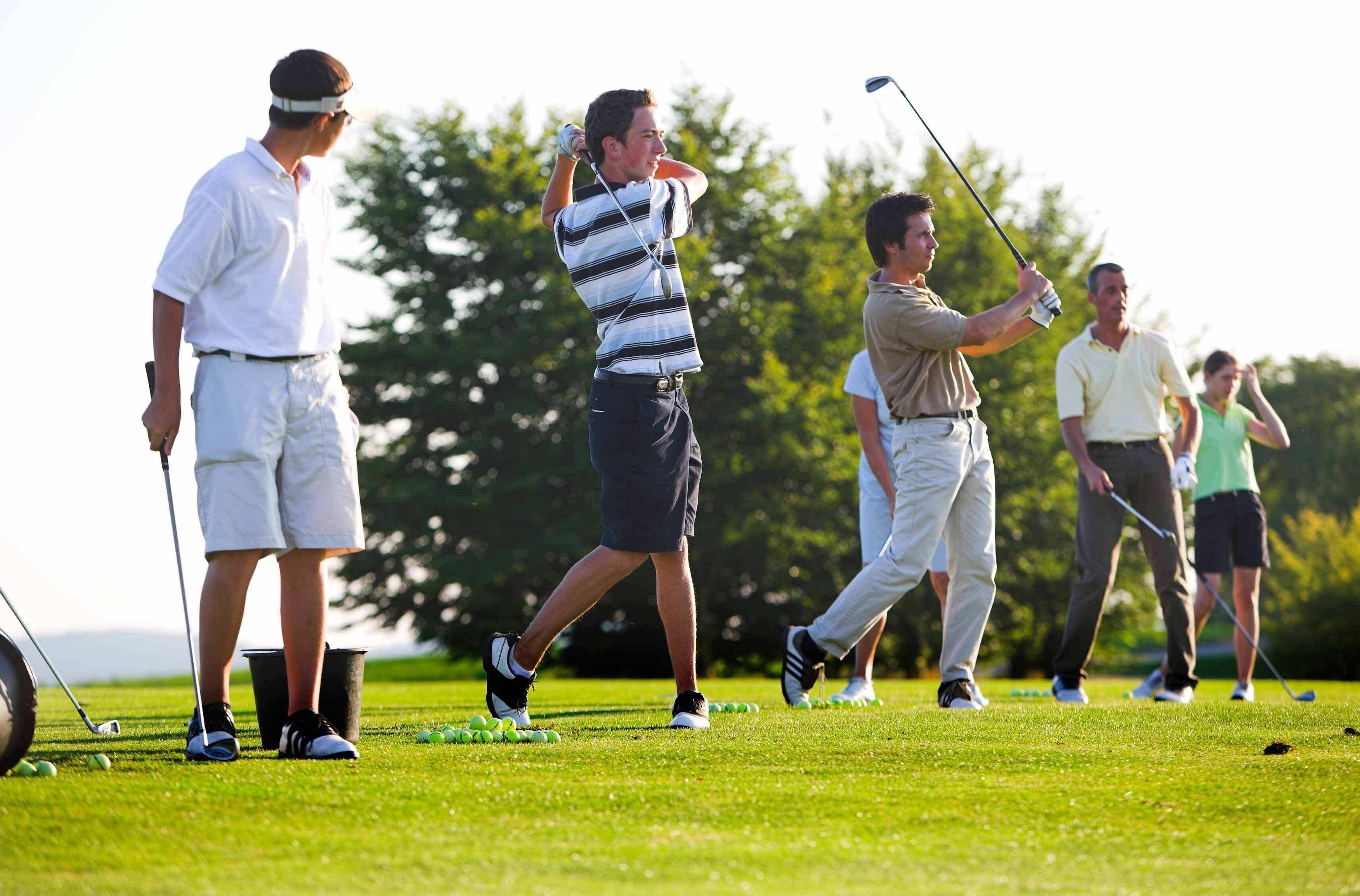 Richtig Golf spielen und lernen