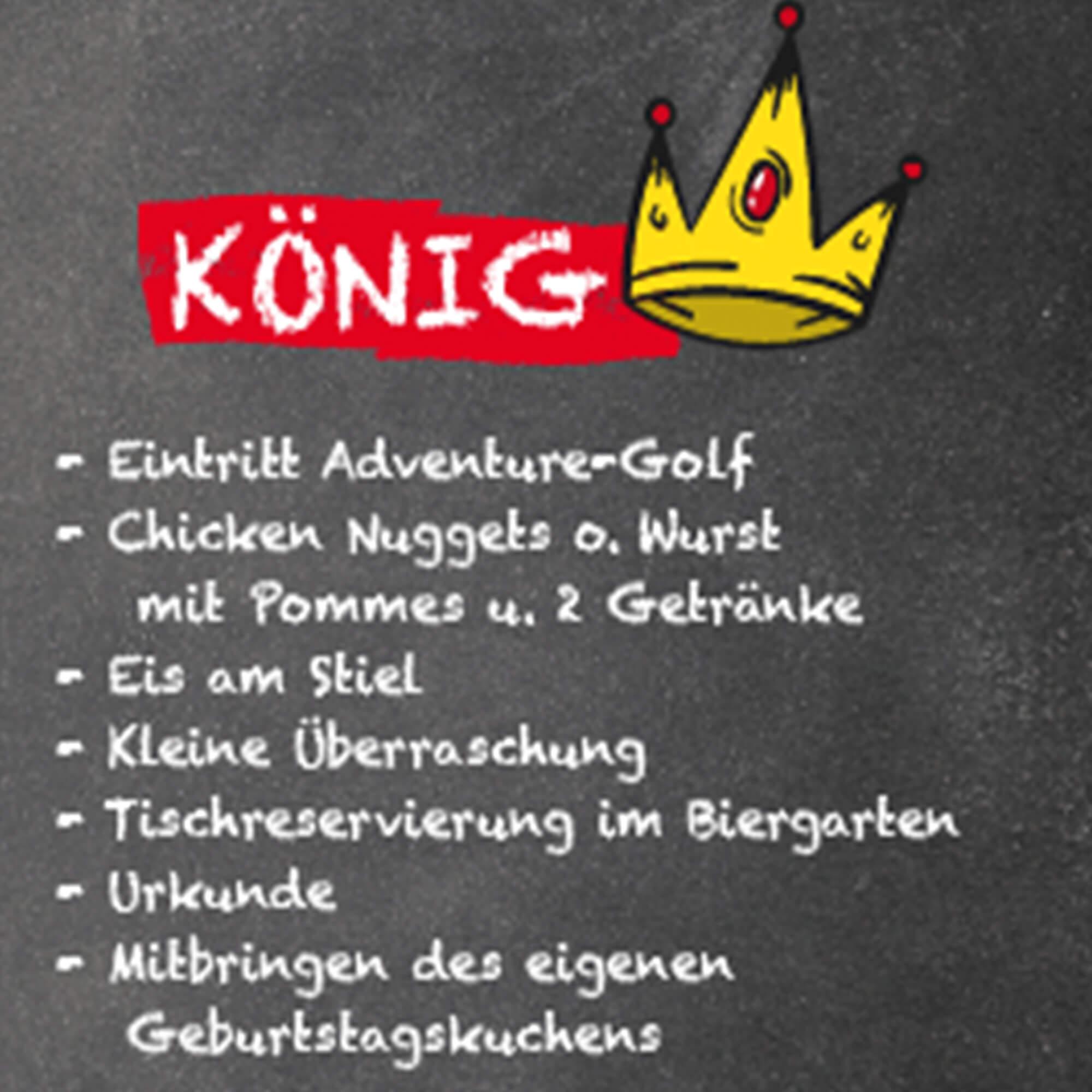 König - Paket