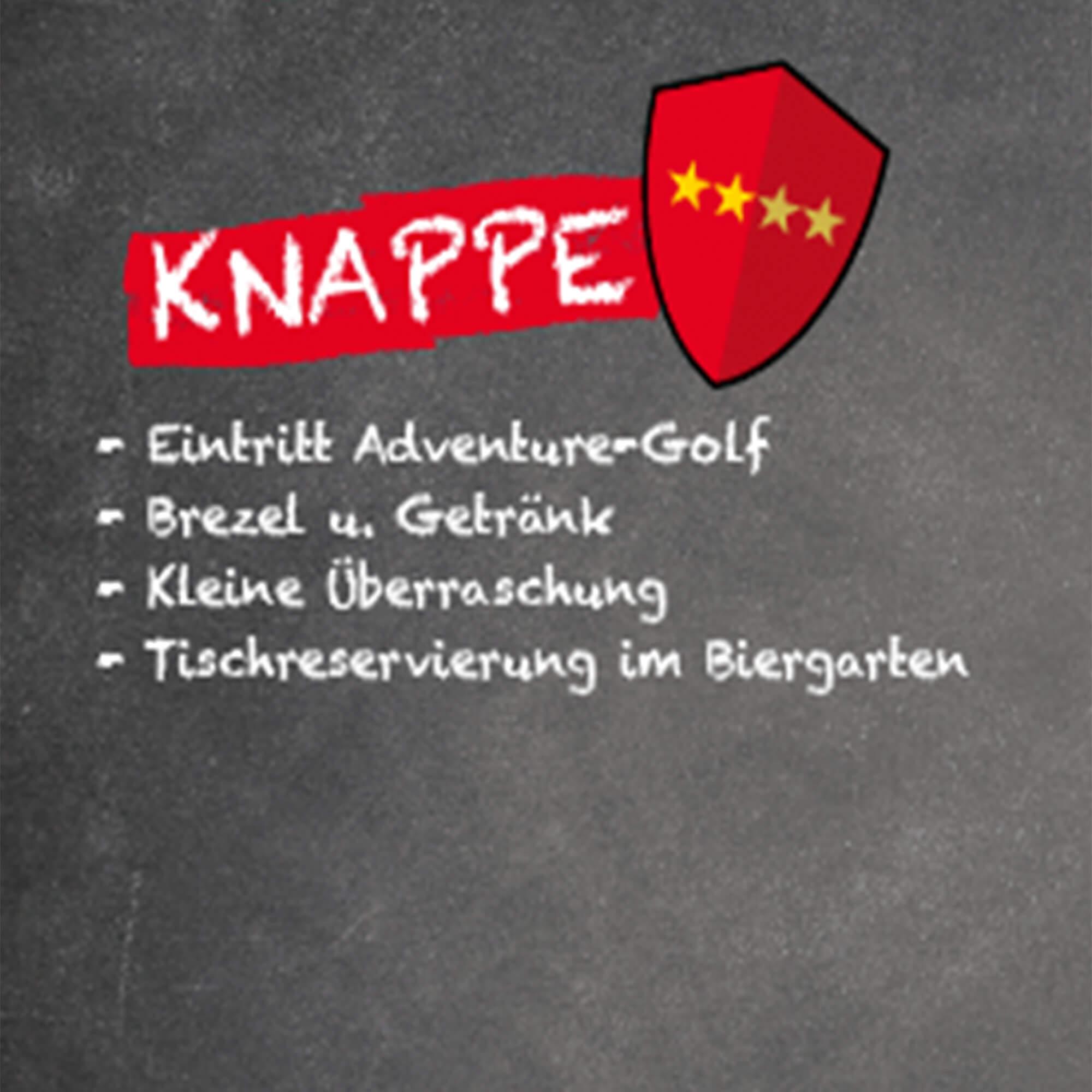 Knappe - Paket