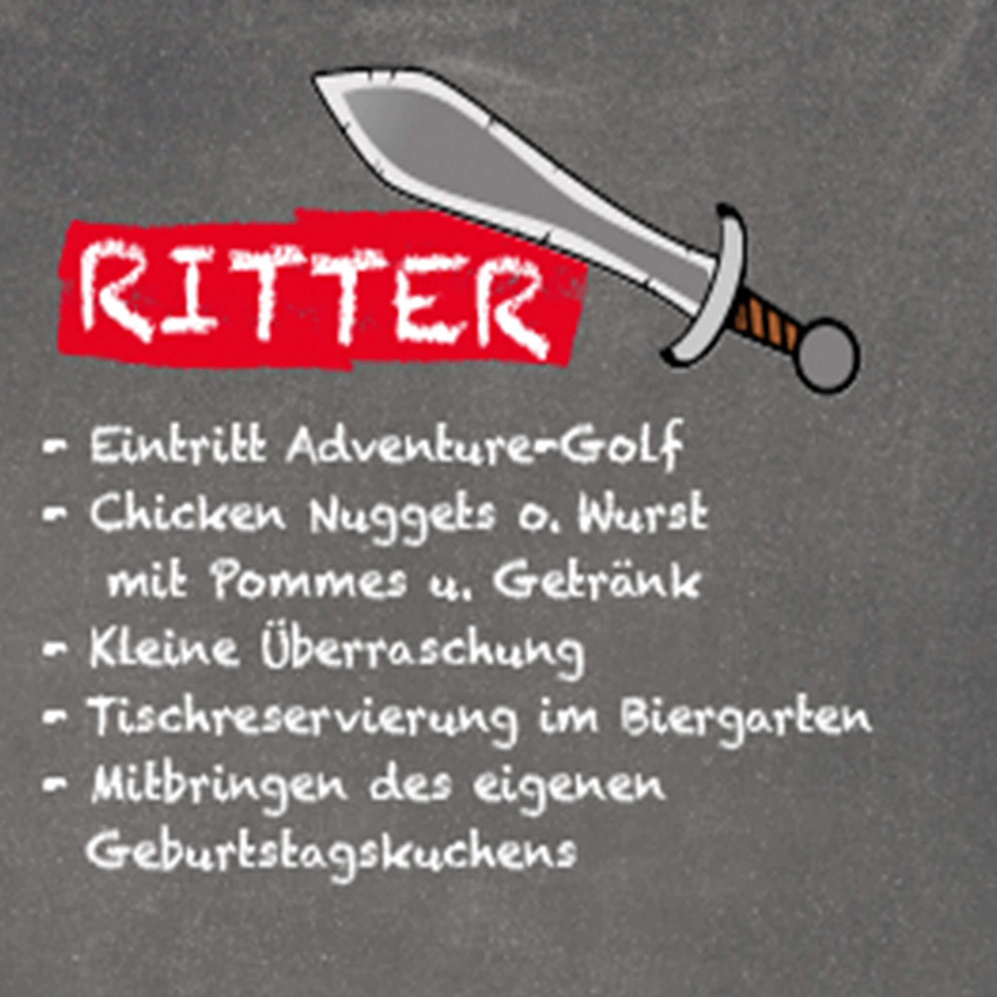 Ritter - Paket